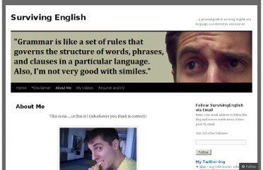 http://survivingenglish.wordpress.com/about/