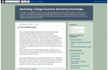 http://marketingcollege.blogspot.com/2008/03/zaras-marketing-mix.html