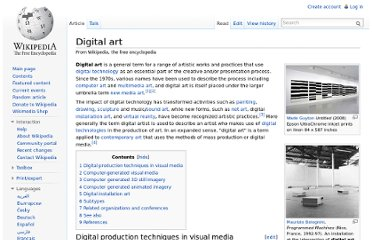 http://en.wikipedia.org/wiki/Digital_art