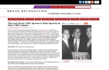 http://broadrecognition.com/opinion/the-straw-that-broke-the-camel%e2%80%99s-back-dke-sponsors-verbal-assault-on-yale%e2%80%99s-old-campus/
