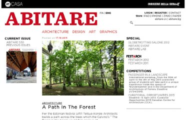 http://www.abitare.it/en/architecture/a-path-in-the-forest/
