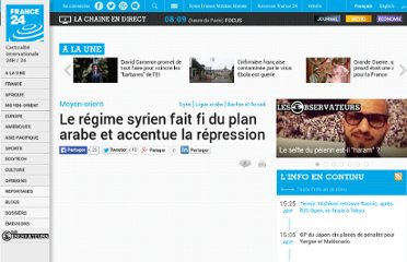 http://www.france24.com/fr/20111105-syrie-regime-bachar-assad-opposition-plan-ligue-arabe-repression-homs-manifestations