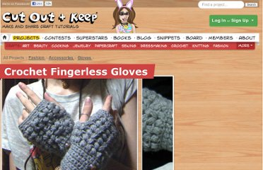 http://www.cutoutandkeep.net/projects/crochet_fingerless_goves
