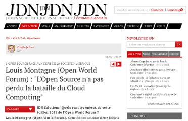 http://www.journaldunet.com/solutions/systemes-reseaux/open-source-et-open-world-forum/louis-montagne-open-world-forum.shtml
