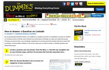 http://www.dummies.com/how-to/content/how-to-answer-a-question-on-linkedin0.html