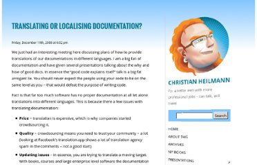 http://christianheilmann.com/2008/12/19/translating-or-localising-documentation/