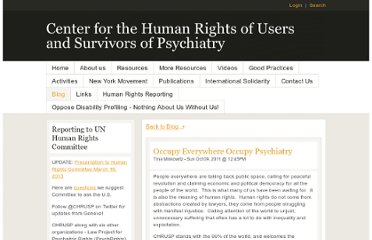 http://www.chrusp.org/blog/entry/2295923/occupy-everywhere-occupy-psychiatry