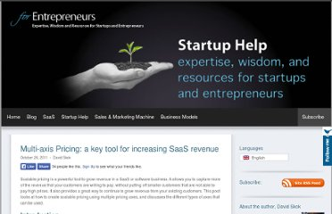 http://www.forentrepreneurs.com/multi-axis-pricing-a-key-tool-for-increasing-saas-revenue/