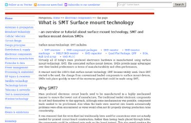 http://www.radio-electronics.com/info/data/smt/what-is-surface-mount-technology-tutorial.php