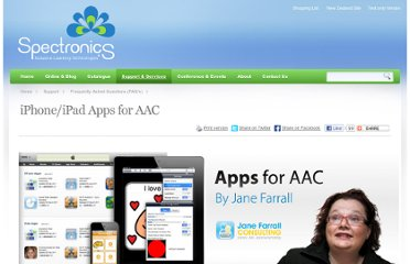 http://www.spectronicsinoz.com/article/iphoneipad-apps-for-aac
