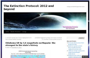 http://theextinctionprotocol.wordpress.com/2011/11/06/oklahoma-hit-by-5-6-magnitude-earthquake-the-strongest-in-the-states-history/