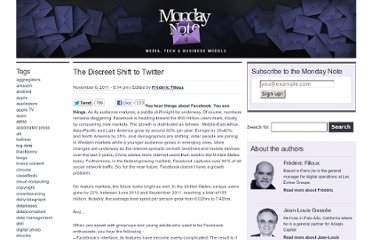 http://www.mondaynote.com/2011/11/06/the-discreet-shift-to-twitter/
