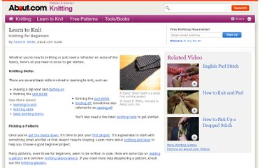 http://knitting.about.com/od/learntoknit/a/begin_knit.htm