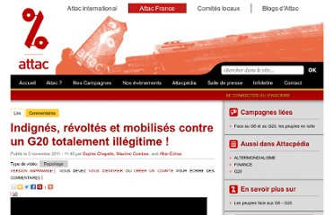 http://www.france.attac.org/videos/indignes-revoltes-et-mobilises-contre-un-g20-totalement-illegitime#.TrcWpB-Ct0w.facebook