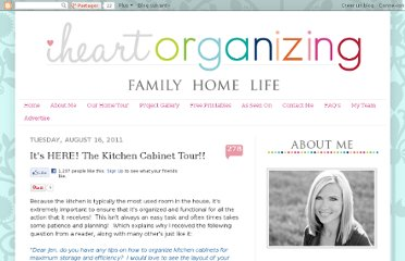 http://iheartorganizing.blogspot.com/2011/08/its-here-kitchen-cabinet-tour.html