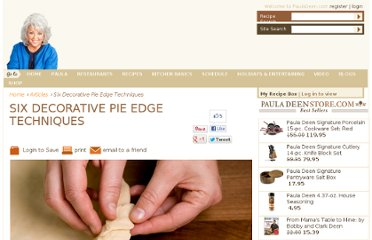 http://www.pauladeen.com/article_view/six_decorative_pie_edge_techniques/