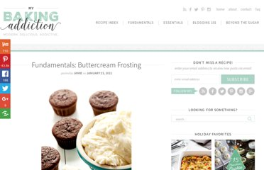 http://www.mybakingaddiction.com/buttercream-frosting-recipe/