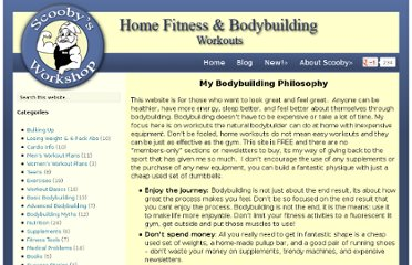 http://scoobysworkshop.com/my-bodybuilding-philosophy/