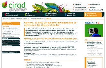 http://www.cirad.fr/publications-ressources/ressources-documentaires/agritrop