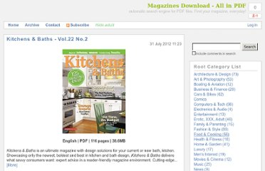 http://magazinesdownload.com/category/Kitchens-Baths.aspx