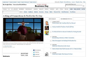 http://www.nytimes.com/2011/11/06/business/reid-hoffman-of-linkedin-has-become-the-go-to-guy-of-tech.html?_r=1&pagewanted=all