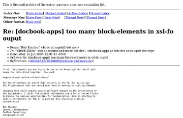 http://www.sourceware.org/ml/docbook-apps/2004-q2/msg00534.html