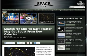 http://www.space.com/13530-dark-matter-dwarf-galaxies-discovery.html