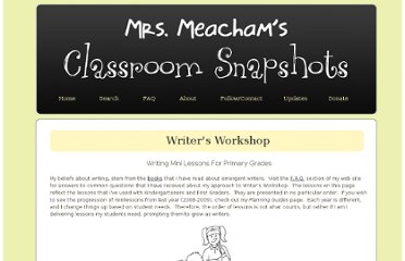 http://www.jmeacham.com/writing.mini.lessons.htm
