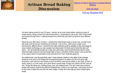 http://artisanbreadbaking.com/discussions/artisanal_topics.htm