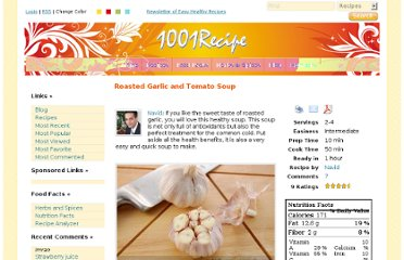 http://www.1001recipe.com/recipes/food/roasted_garlic_tomato_soup/