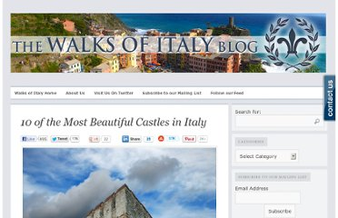 http://www.walksofitaly.com/blog/all-around-italy/ten-of-the-most-beautiful-castles-in-italy
