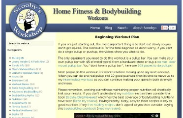 http://scoobysworkshop.com/beginning-workout-plan/