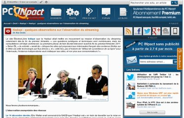 http://www.pcinpact.com/news/62642-hadopi-filtrage-observation-streaming-p2p.htm