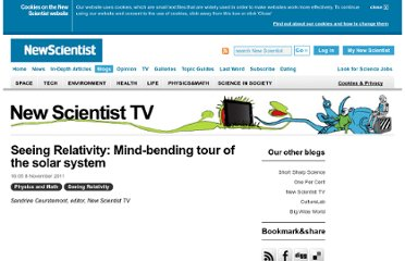 http://www.newscientist.com/blogs/nstv/2011/11/seeing-relativity-mind-bending-tour-of-the-solar-system.html