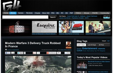 http://www.g4tv.com/thefeed/blog/post/718103/modern-warfare-3-delivery-truck-robbed-in-france/