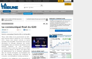 http://www.latribune.fr/actualites/economie/international/20111104trib000661773/le-communique-final-du-g20.html