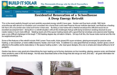http://www.builditsolar.com/Projects/SolarHomes/SchoolHouseRetrofit/Main.htm