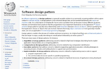 http://en.wikipedia.org/wiki/Software_design_pattern