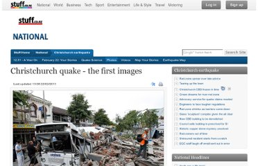 http://www.stuff.co.nz/national/christchurch-earthquake/photos/4688271/Christchurch-quake-the-first-images