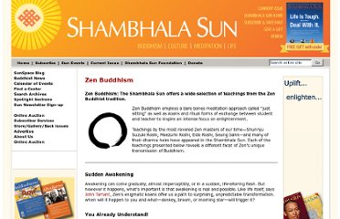 http://www.shambhalasun.com/index.php?option=com_content&task=view&id=32&Itemid=229
