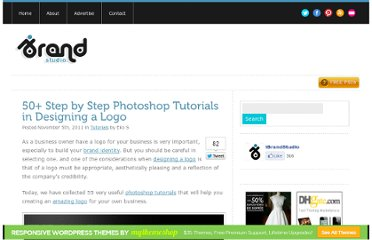 http://ibrandstudio.com/tutorials/50-photoshop-tutorials-logo-design