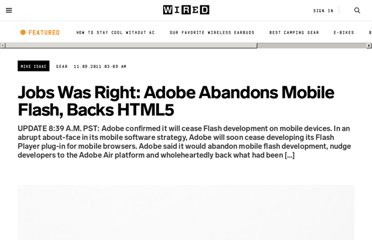 http://www.wired.com/gadgetlab/2011/11/adobe-kills-mobile-flash/