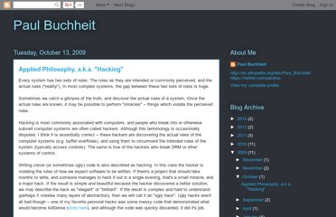 http://paulbuchheit.blogspot.com/2009/10/applied-philosophy-aka-hacking.html