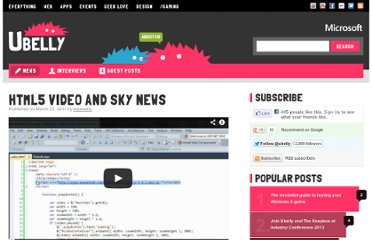 http://www.ubelly.com/2011/03/html5-video-and-sky-news/