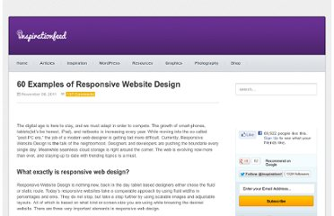 http://inspirationfeed.com/inspiration/websites-inspiration/60-examples-of-responsive-website-design/