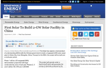 http://www.renewableenergyworld.com/rea/news/article/2009/09/first-solar-ordos-city-to-build-2-gw-solar-facility