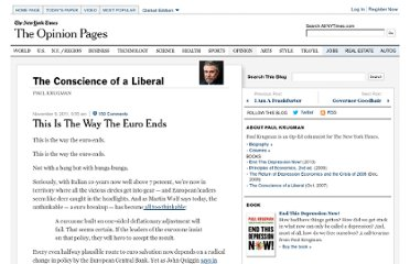 http://krugman.blogs.nytimes.com/2011/11/09/this-is-the-way-the-euro-ends-2/