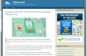 http://litemind.com/journal-to-the-self/