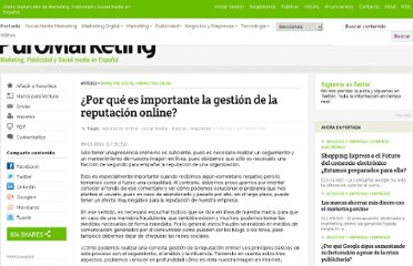 http://www.puromarketing.com/10/11304/importante-gestion-reputacion-online.html