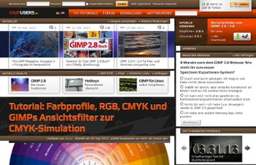 http://www.gimpusers.de/tutorials/gimp-display-anzeige-filter-cmyk